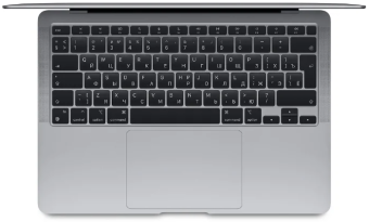 Apple New MacBook Air M1 256Gb Space Grey 2020