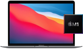 Apple New MacBook Air M1 16/512Gb Space Grey 2020