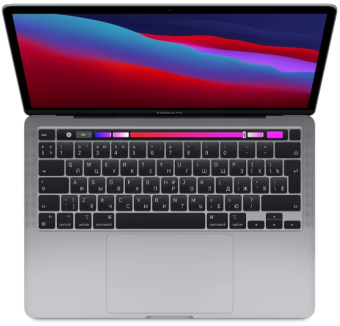 Apple New MacBook Pro M1 16/256Gb Space Grey 2020