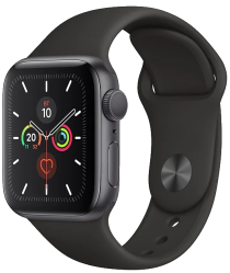 Apple Watch SE (44мм) черные